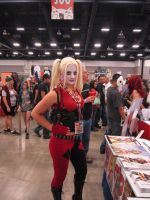 ACE Con-Clown Girl Gone Bad(Harly) by PhantomSkyler