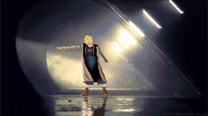 The Doctor (Doctor Who - Jodie Whittaker) Pixelart by sunteam
