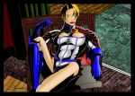 Power Girl color by albertoabad