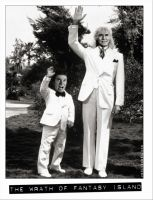 The Wrath of Fantasy Island by Rabittooth