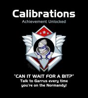 Calibrations Achievement by x-Alexiel-x