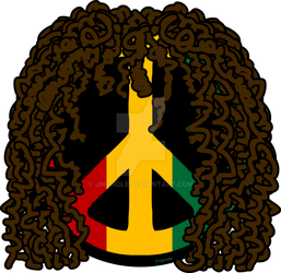 RASTA PEACE by jmgnole