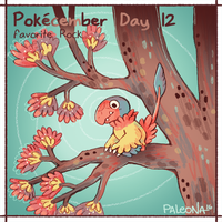 Pokecember Day 12 by Paleona