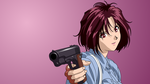 Natsumi Tsujimoto from You're under arrest by Ekgoal