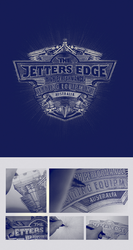 T-Shirt Typography by dronograph
