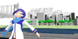 MMD CABLD  PD by nampukkk