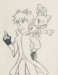 Hiccup and Blaze (Fairy Tail Style) by Hiccup-Hedgehog18