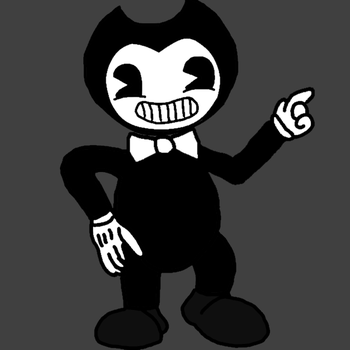 Bendy by TF099theEggdude
