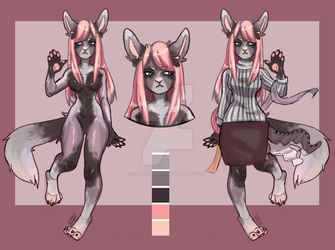 Auction Furry adopt [open] by Homicidebrush