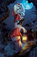Red Riding Hood by Elias-Chatzoudis