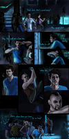 FC3 - Jason and Vaas in the club by DreamyNatalie