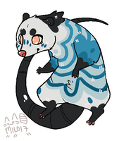 [AUCTION] BLUE BABY (CLOSED) by SouthDog