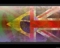 Brazil and Uk by dmcwebd