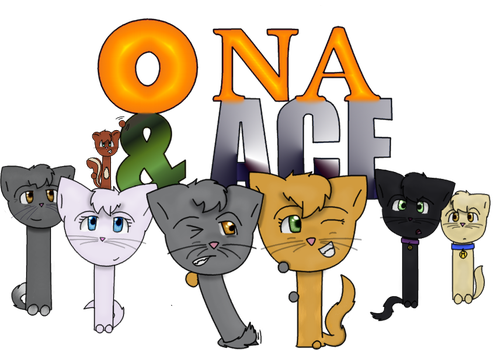 Ona and Ace Cover by Autumn-Blizzard-Fang
