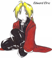 Edward E. FMA by Roy-mustang-luver