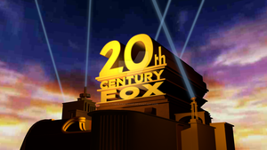20th Century Fox 1994 Logo Remake (May Update) by theultratroop