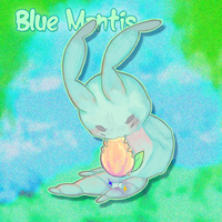 Pacadvent - Blue Mantis [CLOSED] Auction by Alfonshots