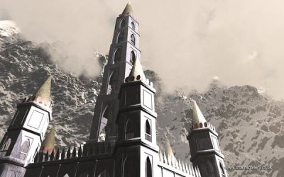 Wizards Tower by madaboutgames