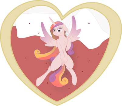 Cadance, Princess of Love by TotallyAnAlicornGuys