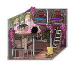 Witches Abode Room Adopt Auction CLOSED by Tiffany-Tees