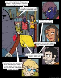 Nextuus Page 1129 by NyQuilDreamer