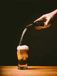 Beer Cinemagraph by TimTaller