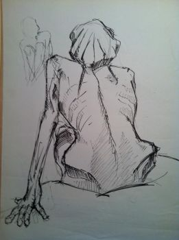 life drawing by manicimages
