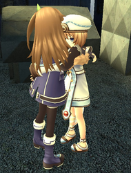 special request blanc and IF hugging by ruben999