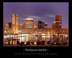 Baltimore Harbor 2004 by barefootphotography