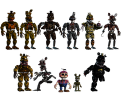Withered Nightmares by LankyH3nbear