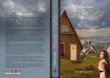 Marie2 Book Cover by Quijuka