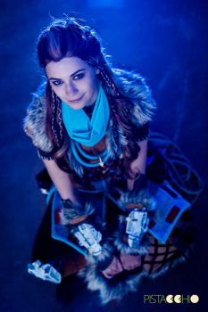 Aloy - Horizon: Zero Dawn cosplay by LuckyStrikeCosplay