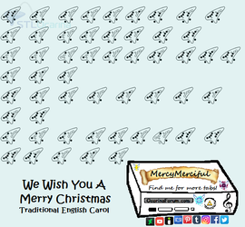 We Wish You a Merry Christmas by MercyMerciful