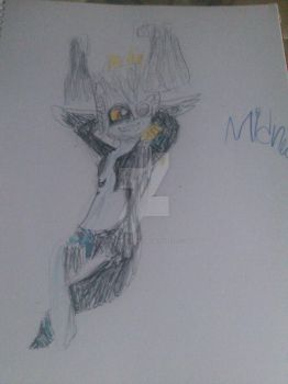 midna by supershadowhunter