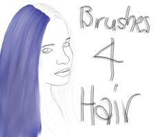 Brushes4Hair v5 and above by bextcstock