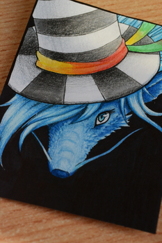 ACEO for ElorenLeianor by cokoladofilka