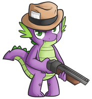 Scout Spike? by NolyCS