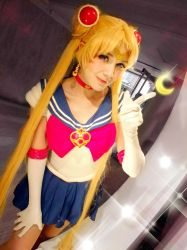 Sailor Moon Cosplay - Soldier of Love and Justice by SailorMappy