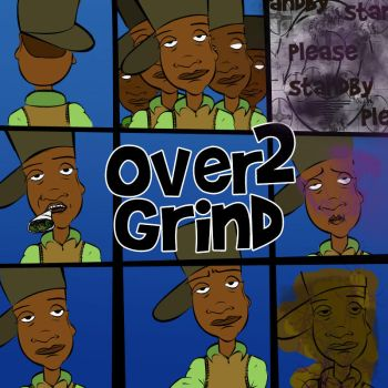 Overgrind 2 Album Cover by bimbady