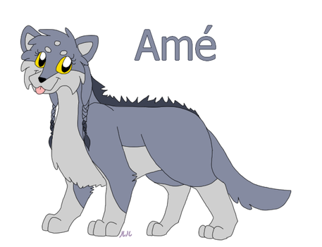 Ame reference by Eevee33