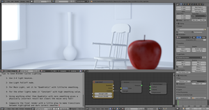 Blender Lighting Tips by aad345