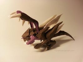 Paper Zergling by Richi89