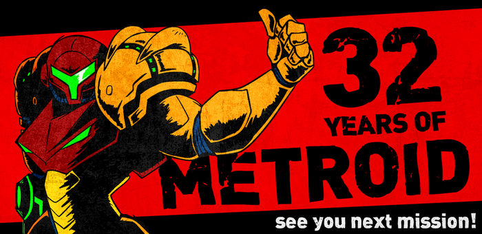 Metroid goes 32, thumbs up! by NkoGnZ