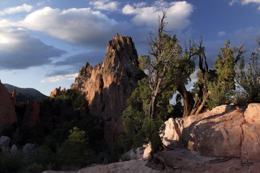Garden of the Gods II by Annibal