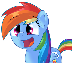 Dash is excite! by sykobelle