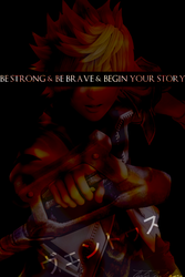 Be Strong by ThaliaAnderson