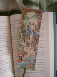 bookmark: mushishi by Kaos-Nest