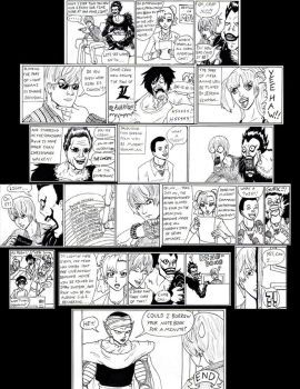 DNF: Deathnote the Movie by Garth2The2ndPower