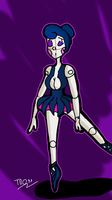 Ballora From fnaf Sister location by SarahTheFox97