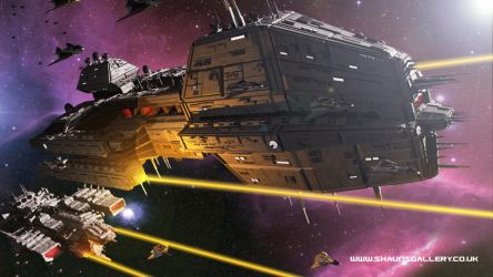CDF Destroyer by madaboutgames